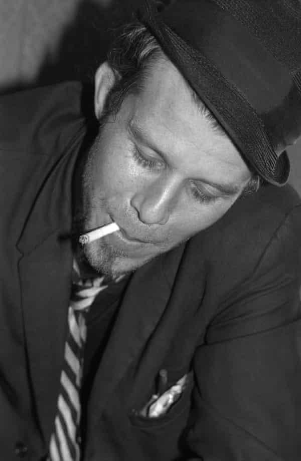 Tom Waits in 1976.