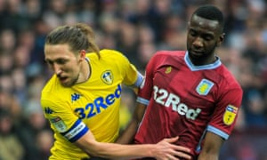Leeds and Aston Villa are two of five Championship clubs sponsored by the online casino 32 Red, with Derby, Middlesbrough and Preston.
