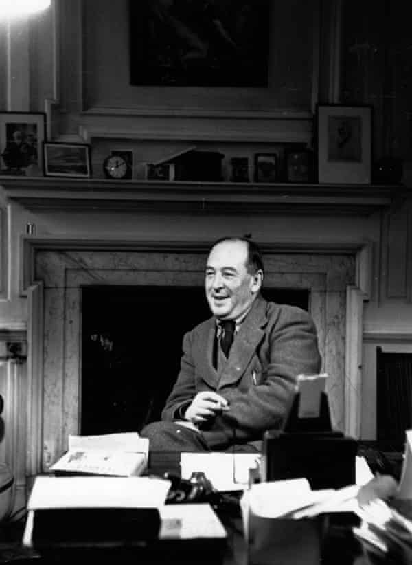 """CS Lewis: 'To say, """"These are my friends"""" implies """"Those are not."""""""