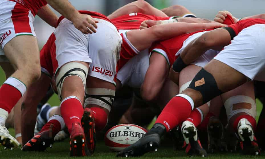 Some studies suggest professional rugby players could be exposed to thousands of contact events each season.