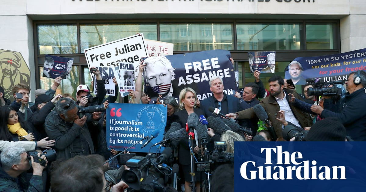 Image result for Assange branded a 'narcissist' by judge who found him guilty
