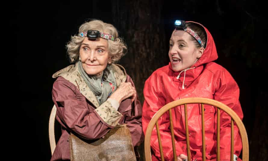 Sheila Hancock and Kirsty MacLaren in This is My Family