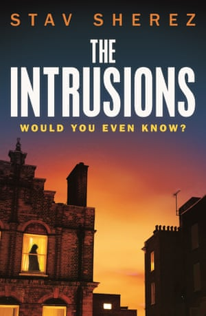 Cover image for The Intrusions by Stav Sherez