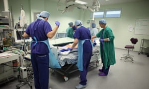 ( Serious mistakes in NHS patient care are on the rise, figures reveal )
