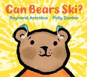 Can bears ski?  book cover