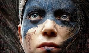 Hellblade: Senua's Sacrifice (PC/PS4) stars a woman who experiences psychosis.