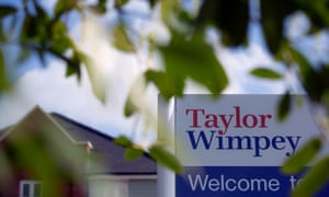 Solicitor's letter to Taylor Wimpey: 'Our client has asked us to notify you that she has had two prosepctive buyers withdraw … due to the excessive rent review clauses in the lease.'