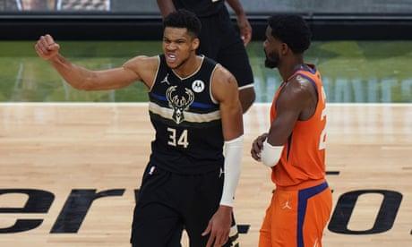 NBA finals 2021 Game 6: Phoenix Suns 98-105 Milwaukee Bucks – as it happened