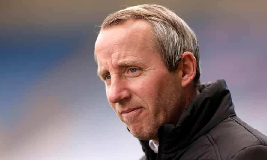 Lee Bowyer said after being confirmed as Birmingham City's head coach: 'My priority is to lift everybody.'