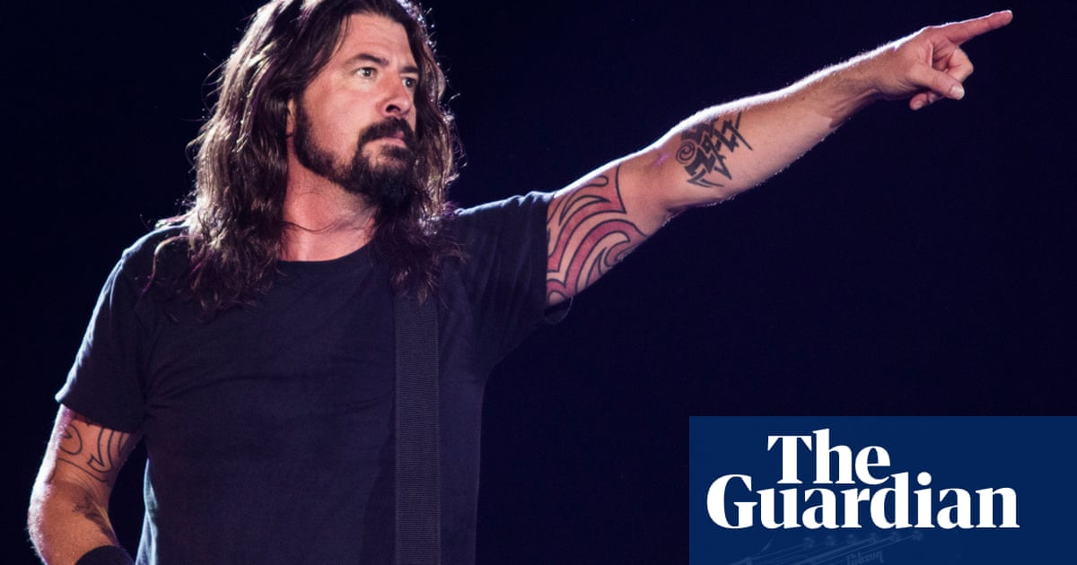 Foo Fighters Dave Grohl I Got 6000 Muffins From Lionel Richie