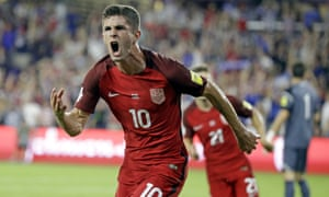 who does christian pulisic play for