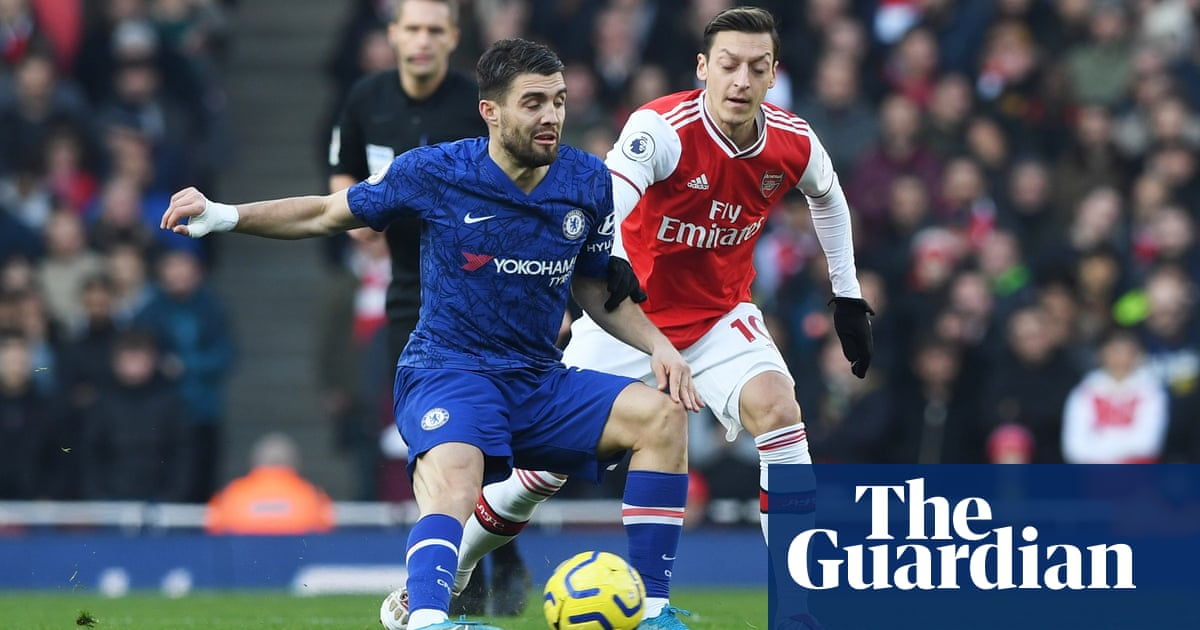 Arsenal 1-2 Chelsea: five talking points from the Emirates | Nick Ames
