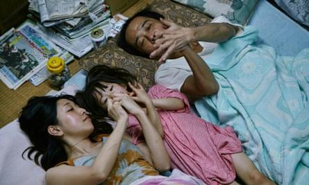 Shoplifters directed by Hirokazu Kore-eda.