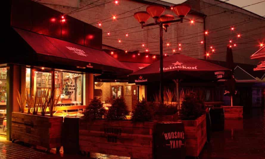 The Hudson Bar, Belfast. from http://hudsonbelfast.com