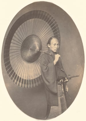 A member of the First Japanese Diplomatic Mission to the United States, Washington, 1860