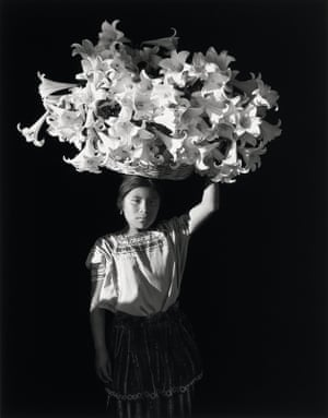 Basket of Light 1989 The landscapes and people of Central and South America are the subjects of Flor Garduño's photography