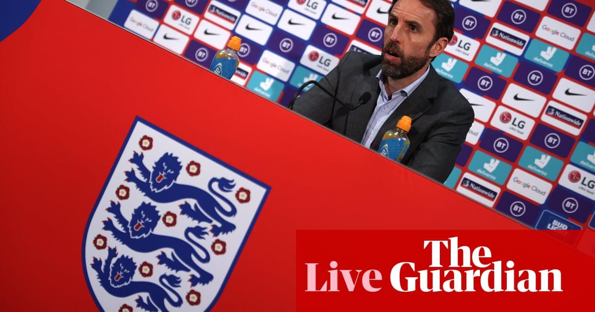 Gareth Southgate announces final England squad for Euro 2020 – live!