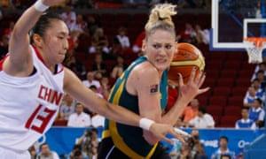 19f06236822d7 Queen's birthday honours award to Lauren Jackson, basketball star ...