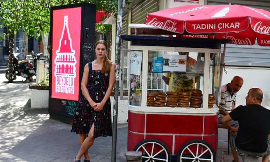 Suzy Hansen in Istanbul