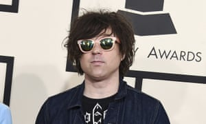 Ryan Adams at the Grammy awards in Los Angeles, 8 February 2015.