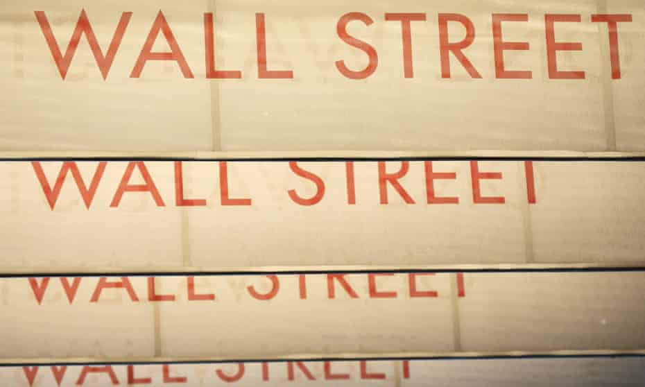 signs for wall street