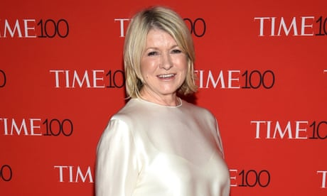 Trump considering Martha Stewart pardon after Dinesh D'Souza