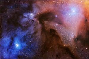 STARS & NEBULAE: The Rho Ophiuchi Clouds © Artem Mironov (Russia) – WINNER & OVERALL WINNER