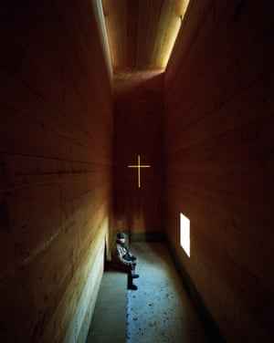 Pawson's Wooden Chapel, in a forest outside Dillingen, Germany, is one of seven contemporary chapels commissioned by the Elfriede Denzel Foundation.
