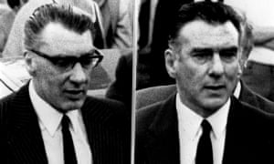 Ronnie and Reggie Kray were interviewed by Fred Dinenage for Our Story.