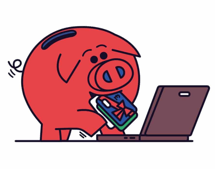 Sort your finance Gift Pig