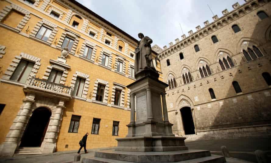 Banca Monte Dei Paschi Di Siena headquarters