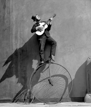Troubadour: The Penny Farthing Bicycle, 1956