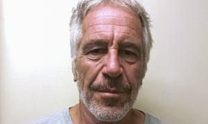 Jeffrey 66, was arrested on Saturday evening at Teterboro airport in New Jersey.