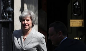 Theresa May is trying to craft a compromise that might win the support of a Commons majority without destroying her government