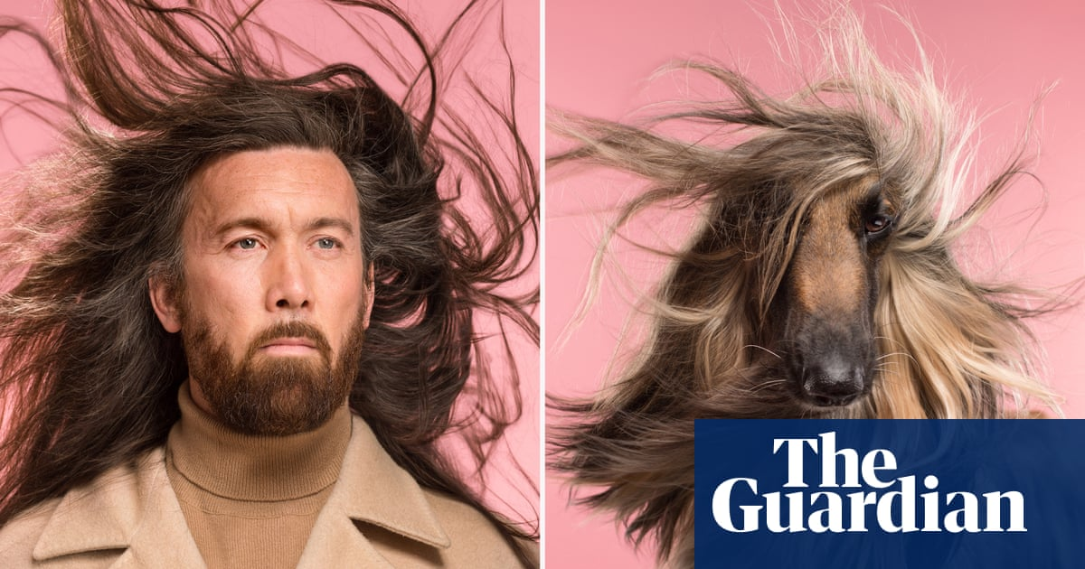 Do you look like your dog? Canine-human lookalikes in pictures