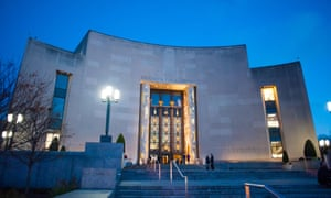 Over a million people visit Brooklyn Central library every year.