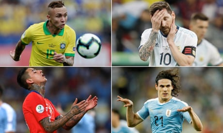 Copa América: where the quarter-finals will be won and lost