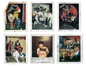 80s photographs from Bury Me With the Lo On, published by Victory editions.