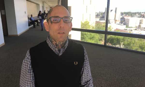 Dustin Sawtelle, one of the defendants.