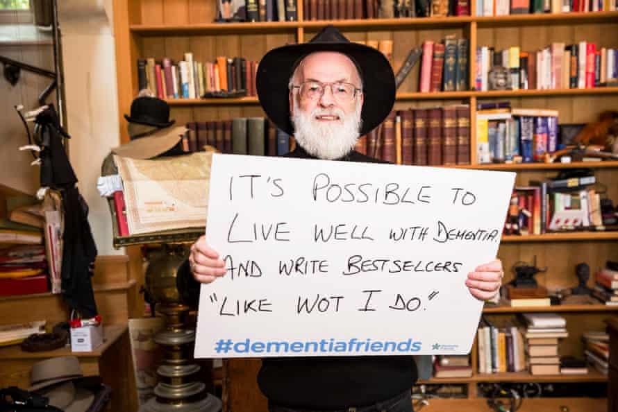 In 2014 Pratchett supported a Dementia Friends campaign.