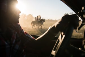 'Meeting them has been a life-changing experience' …Delta Hill Riders by Rory Doyle