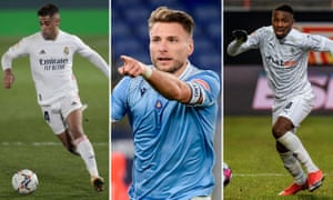 Mariano, Ciro Immobile, Marcus Thurman will be hoping to impress in the last-16 ties this week.
