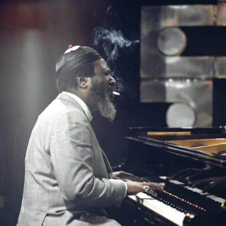 Wayward imagination... Thelonious Monk (1917-1982)