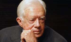 Jimmy Carter, 95, is the oldest-ever former US president.