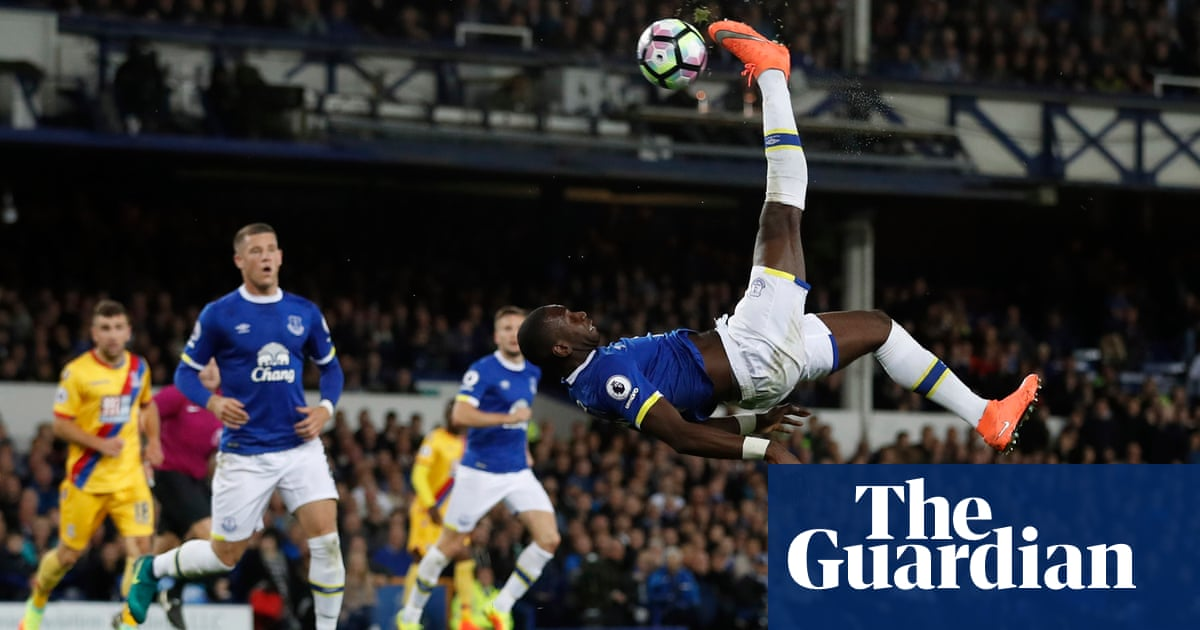 Things are looking up for Everton – especially with Yannick