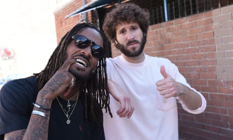 Lil Dicky on Dave: 'Everything the show says about my penis is true'