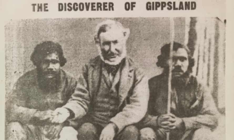 Angus McMillan was responsible for the deaths of many Gunai.
