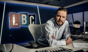 LBC host James O'Brien