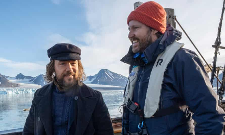 Thanks a tundra ... Stephen Graham with Andrew Haigh.