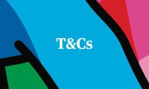 T&C's